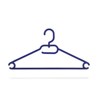 Universal-Wäschebügel mit Steg und Rockhäkchen